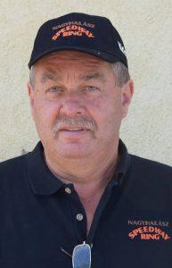 Albok józsef a Nagyhalász Speedway Ring tulajdonosa