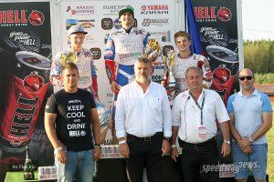 Európa Bajnokság. Jan Kvech (Cseh) nyert honfitársa Petr Chlupac előtt, a harmadik a lett Arjtoms Trofimovs lett.